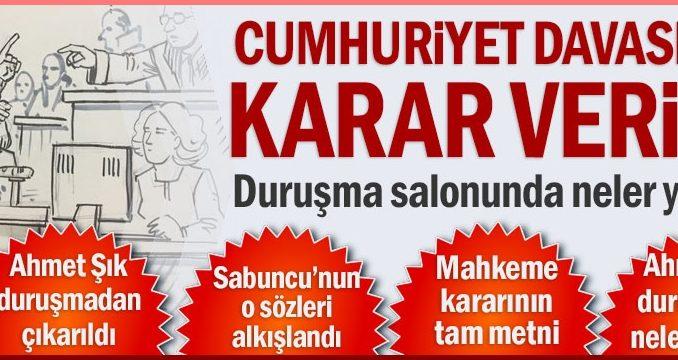 Ahmet şık Aypatv